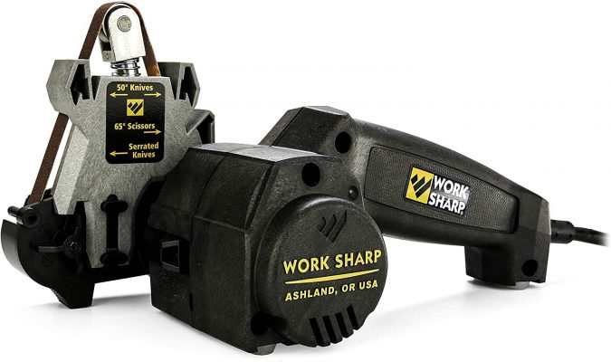 Work Sharp Belt Grinder