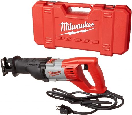 Milwaukee 6519-31 Corded reciprocating saw