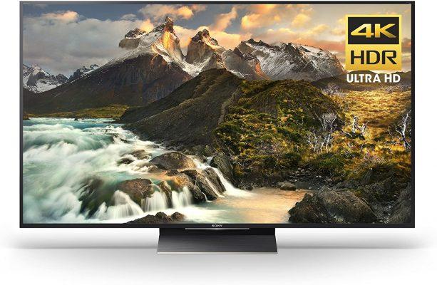 Sony XBR65Z9D 65-Inch 4K Ultra HD Smart LED TV