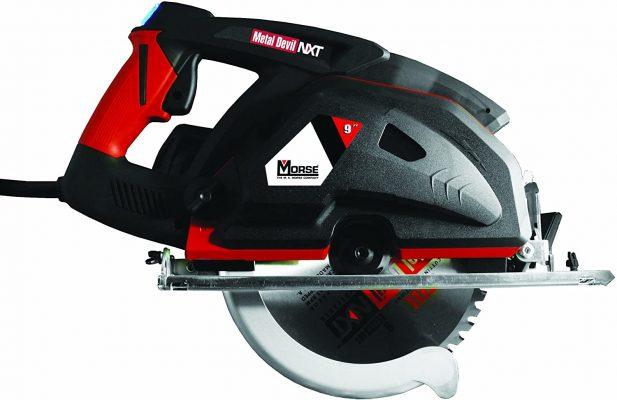 MK Morse CSM9NXTB 9-Inch Metal Cutting Circular Saw