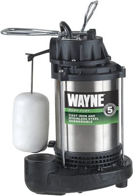 Wayne ¾ HP Submersible Pump