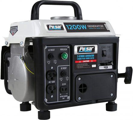 Pulsar 1,200W PG1202S Portable Generator