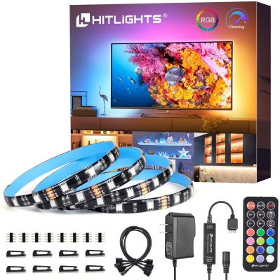 HitLights UL-Listed LED Light Strip Accent Kit