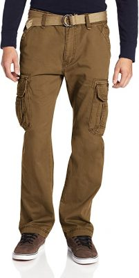 Unionbay Men's Relaxed Fit Cargo Pants