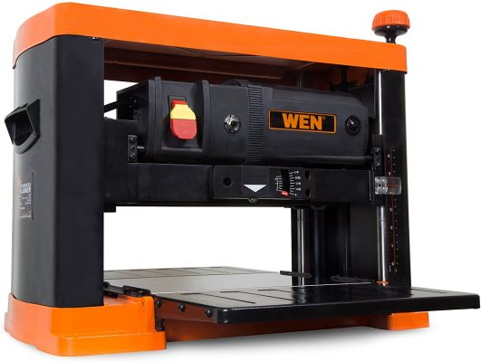 WEN 6552 3-Blade 15 Amp Benchtop Thickness Planer