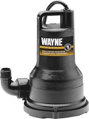 Wayne ½ HP Portable Pump