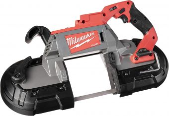 The Milwaukee Portable Band Saw