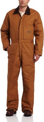 Dickies Men's Insulated Duck Coverall