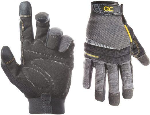 Custom Leathercraft CLC 125XL Handyman Flex Grip Work Gloves