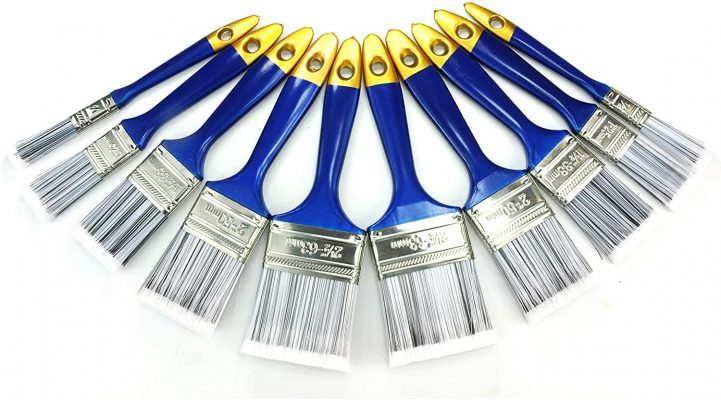 KingOrigin Premium 10 Piece, Paint Brushes