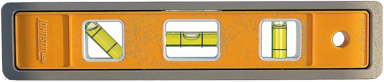 Johnson Level & Tool 4500M 9-Inch Magnetic Aluminum Torpedo Level