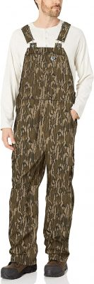 Cotton Mill Camo Hunting Bibs