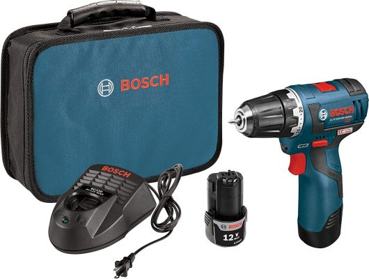 Bosch 12 Volt Max Brushless Cordless Drill