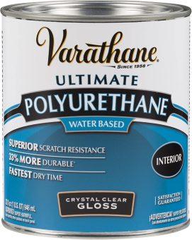 Rust-Oleum 200041H Water-Based Polyurethane