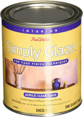 True Value SACG1-QT Simply Glaze