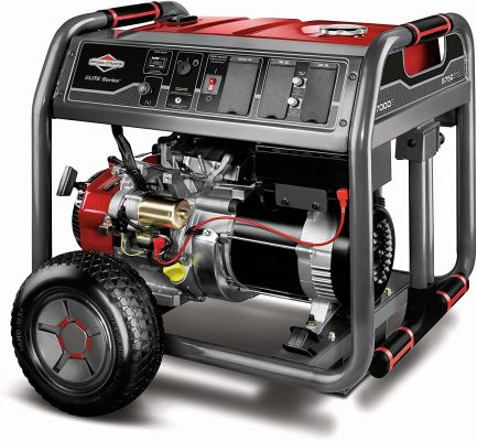 Briggs & Stratton 30663 Gas Powered Portable Generator