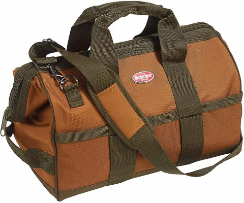Bucket Boss Gatemouth Tool Bag