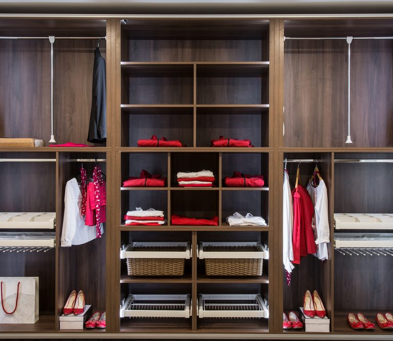 Keep Your Space Tidy With the 10 Best Closet Organizers