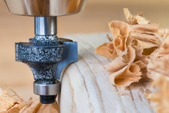 The Best Router Bits for Fine Edges