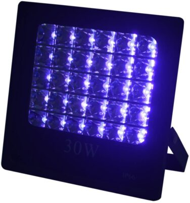 WOWTOU 385nm UV LED Black Light