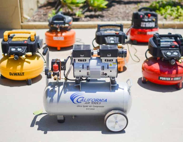 Wield the Wind With the 10 Best Air Compressors