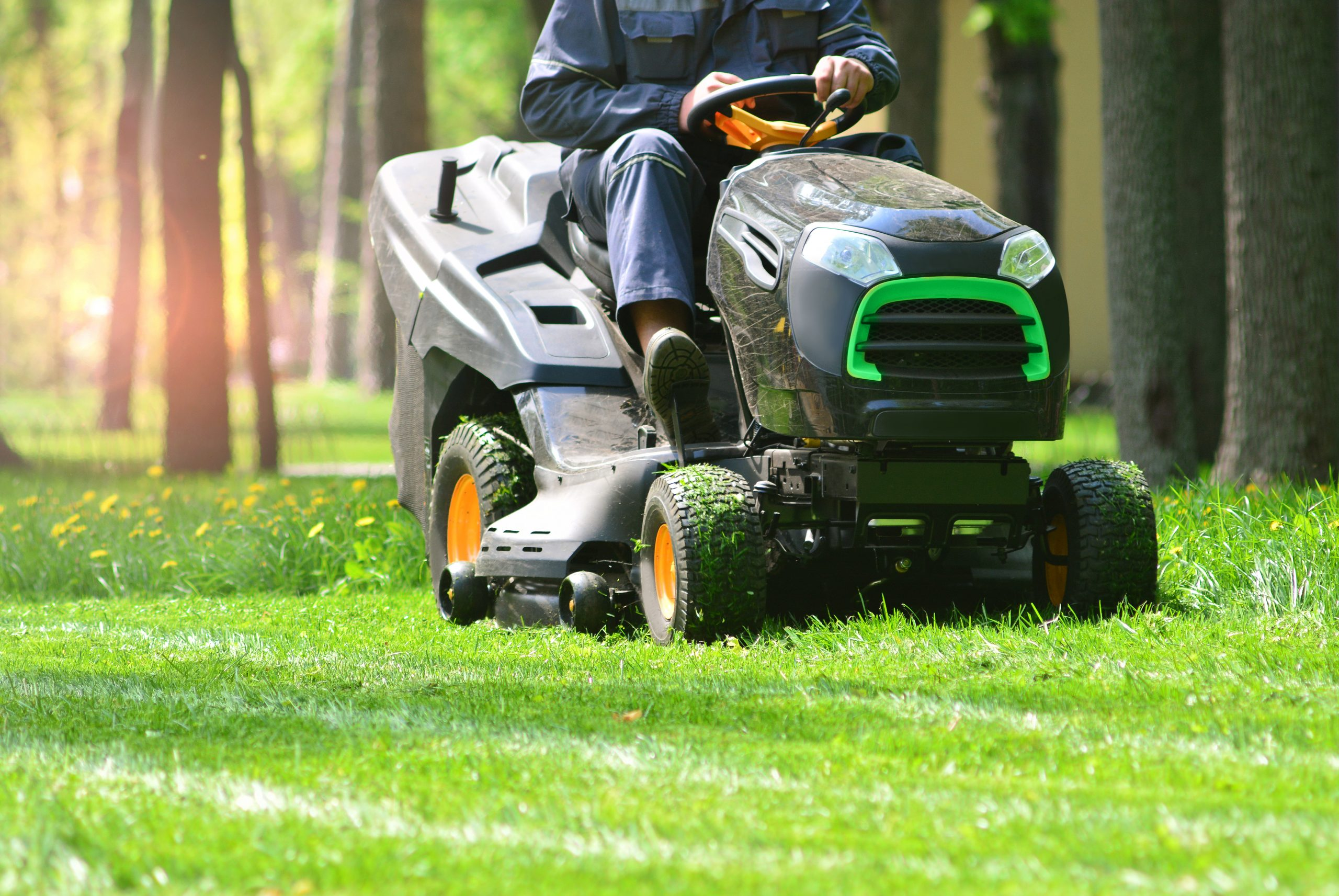 The 10 Best Riding Lawn Mowers to Buy 2021