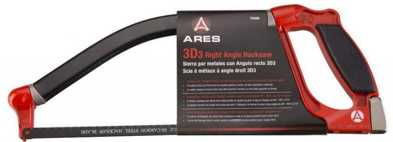 ARES 70098 | 3-D Right Angle Hacksaw