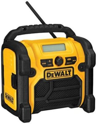 DEWALT 20V Jobsite Radio