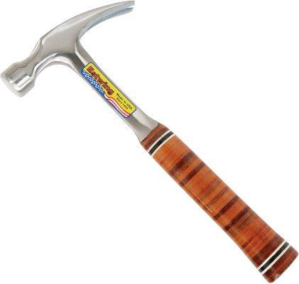 Estwing 20 Oz Straight Rip Claw Hammer