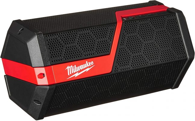 Milwaukee 2981-20 Bluetooth Wireless Speaker