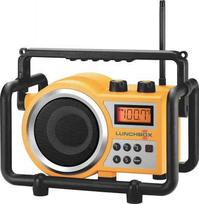 Sangean LB-100 Ultra Rugged Compact Radio