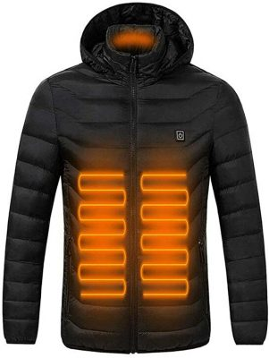 ANTARCTICA Lightweight Heated Jacket