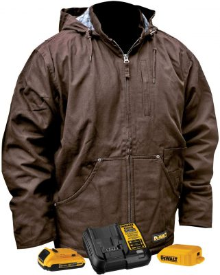Dewalt Heavy Duty Heated Work Coat