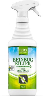 Eco Defense Bed Bug Cleaner