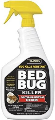 Harris Pyrethroid-Resistant Bed Bug Killer