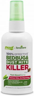 Proof Bed Bug & Dust Mite Killer