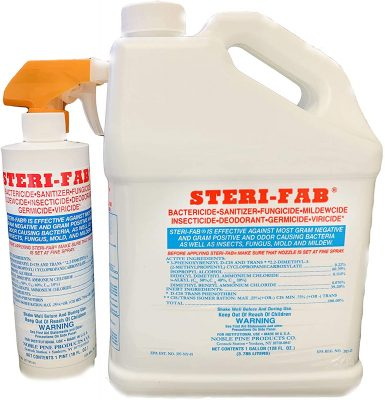SteriFab Bed Bug Spray Kit