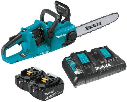 Makita XCU03PT Chainsaw Kit