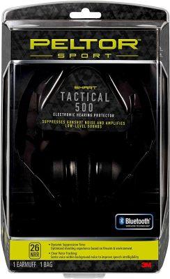 Peltor Sport Tactical 500 Smart Hearing Protector