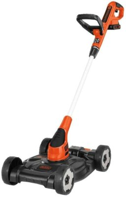 BLACK+DECKER MTC220 3-in-1 Trimmer/Mower/Edger