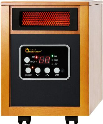 Dr. Infrared Heater Portable Space Heater