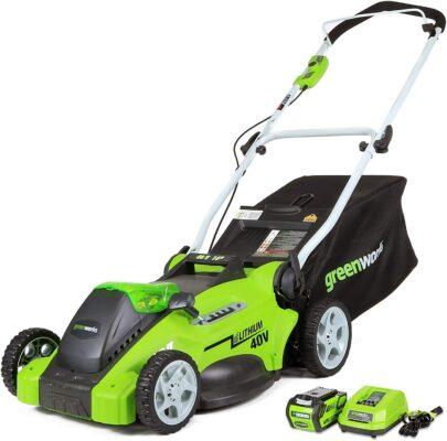 Greenworks G Max 40V Cordless Lawn Mower