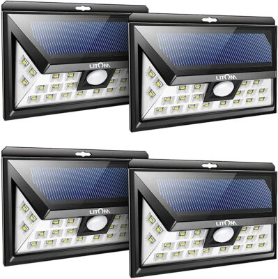 LITOM Original Solar Lights
