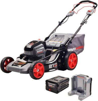 POWERWORKS 60V 21-Inch SP Mower
