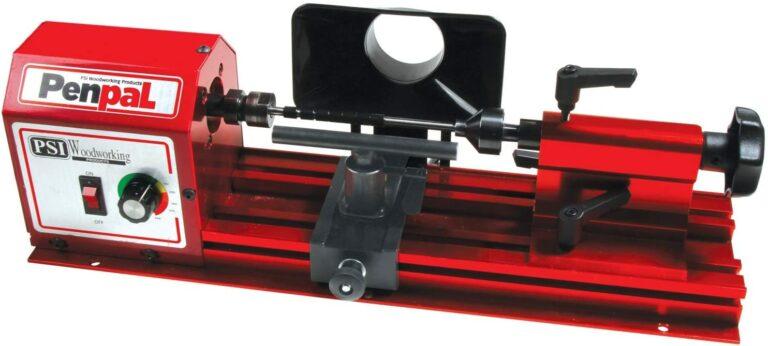 PSI Woodworking PENPAL Portable Penmaking Lathe