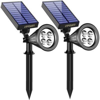 URPOWER Solar Spotlights