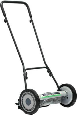 American Lawn Mower Company 18-Inch 5-Blade Push Reel Lawn Mower