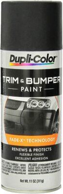 Dupli-Color Trim and Bumper Black