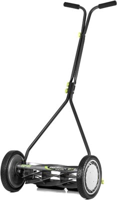 Earthwise 16-Inch 7-Blade Push Reel Lawn Mower