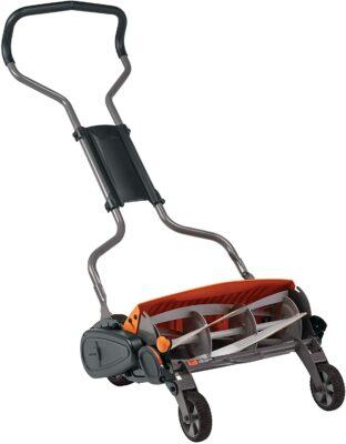 Fiskars StaySharp Max 18-Inch Reel Mower